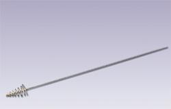 Ersatzantenne für Rayonex-Ruten 0,8 mm