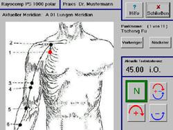 Modul: Akupunkturschwingungstherapie