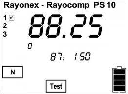 Rayonex Analyse- und Harmonisierungssystem Vet - M11